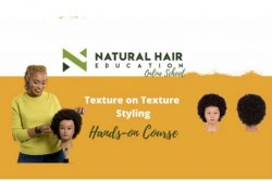 Natural Hair Education Online Program