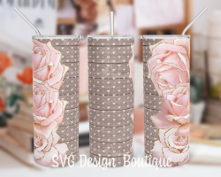 Wood Lace Floral Tumbler Design PNG | Pink Tumbler PNG | Floral Tumbler Wrap | Floral Tumbler Te ...