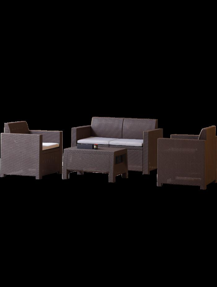 Garden Lounge Set manufacturer Inshare Furniture(Zhejiang) Co., Ltd