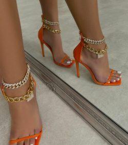 Entitled Heels/Sandals