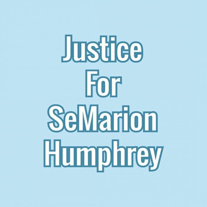 Say His Name, Semarion Humphrey We demand justice for our little brother! and we demand it NOW!  ...