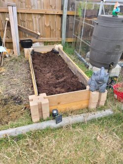 Cheap DIY Raised Beds