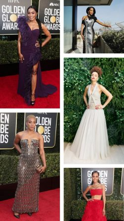 Golden Globe 2021 Best Dressed