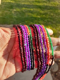 Waistbeads by DKP Designs LLC https://www.facebook.com/DKPDesigns1