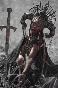 Warrior Witch