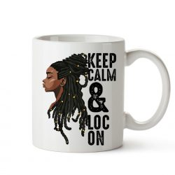 Loc on mug