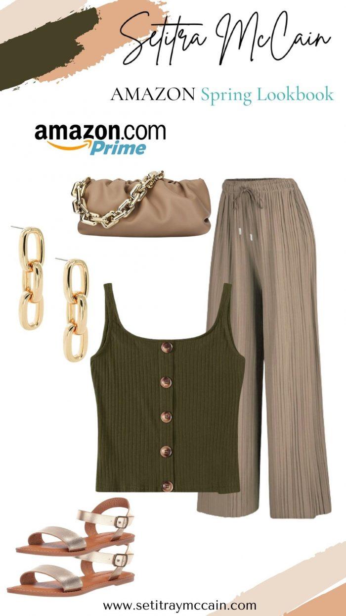 Amazon Spring Lookbook