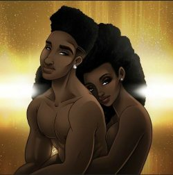 Black Love, what they don't want the world to see.