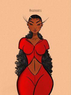 melanin art