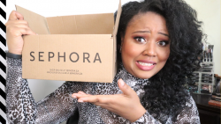 I spent over $1000 at the Annual Sephora Sale 2021