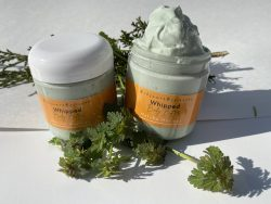Matcha Moringa body butter