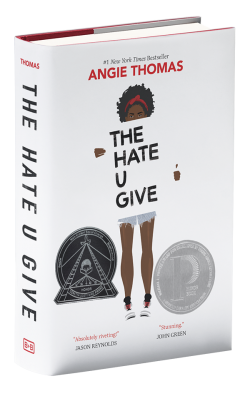 """The Hate You Give"" by Angie Thomas"