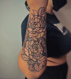 Forearm Tattoo – Art