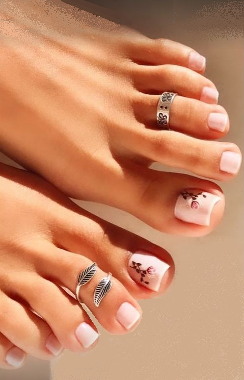 It's the nail art for me