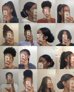 Hairstyles ❤️❤️❤️❤️