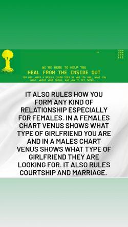 Taurus in Venus