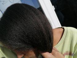 Hair so soft