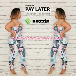 The Palms 2 Piece Pant Set