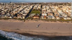 A Black family's beach property in California was taken during the Jim Crow era. The count ...