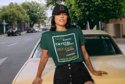 Sage Burning, Crystal Charging, Neo Soul Bumping, Type of Classy Tee