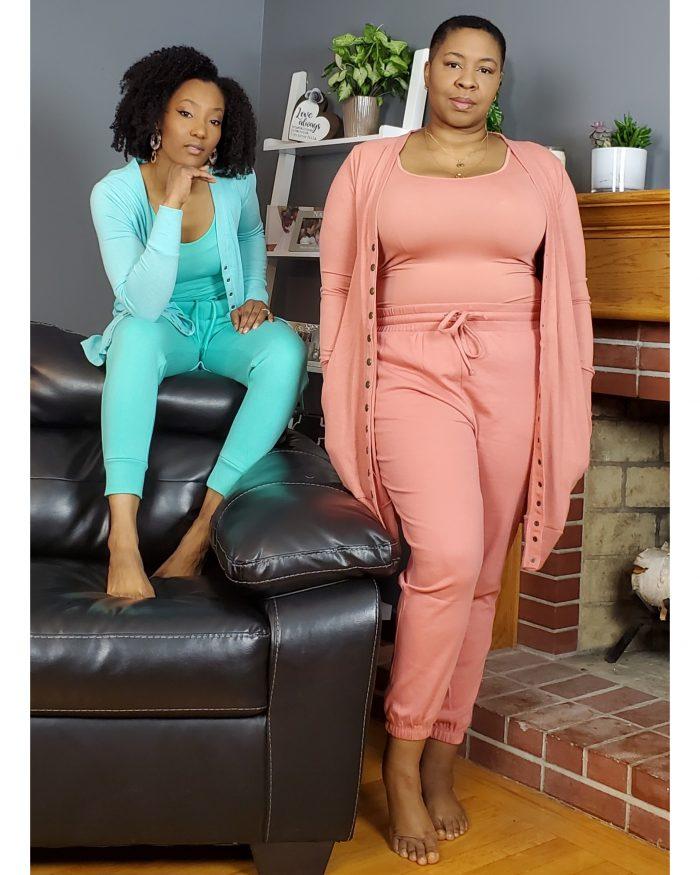 Spring Loungewear in Full Effect!