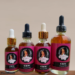 Glow Oil for Face & Body