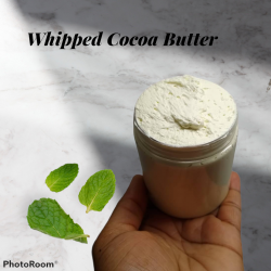 Glow Whipped Cocoa Face-N-Body Butter
