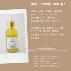 Dry Damaged Hair and Skin? See this Multiuse light Hair and Body Oil