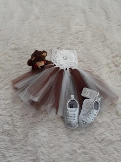 Custom Bling Crib Shoes
