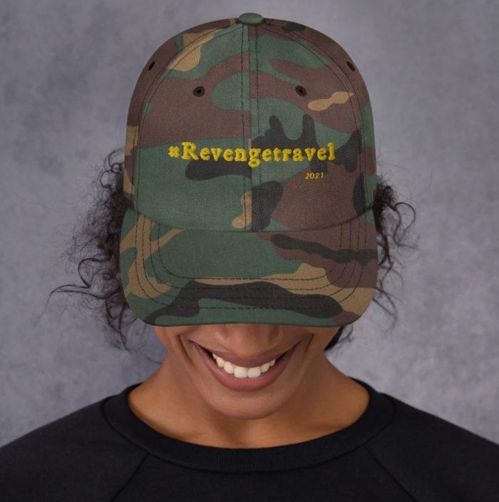 #RevengeTravel Hat