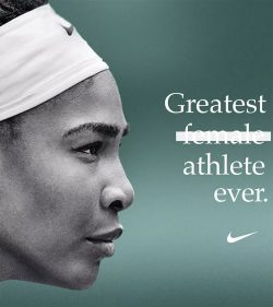 The Legend, Serena Williams