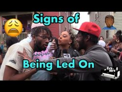 Signs of Being Led On by Somebody Public Interview S4 Ep12| The Kick- Back – YouTube