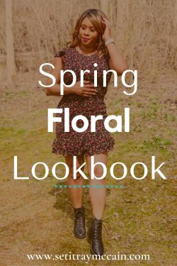 Spring Floral Lookbook 2021