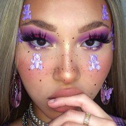 4th baddie makeup post