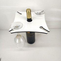 4 Glass Wine Caddie