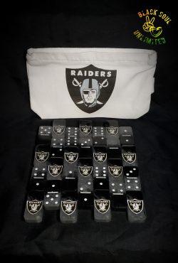 Raider Domino Set
