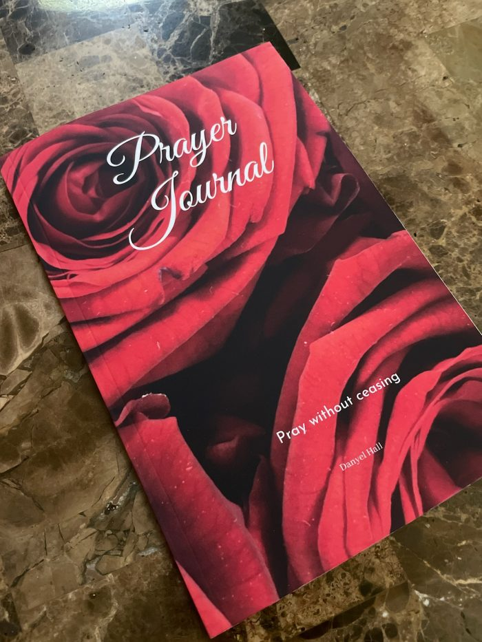 Start your prayer journey. Sistas we need this. Journal and reflect on how God is working in you ...