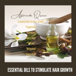 Amazing essential oils for your hair