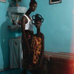 Eric Adé Tanauh @rickiily is a photographer and visual artist born and raised in Ivory Coast, Ab ...