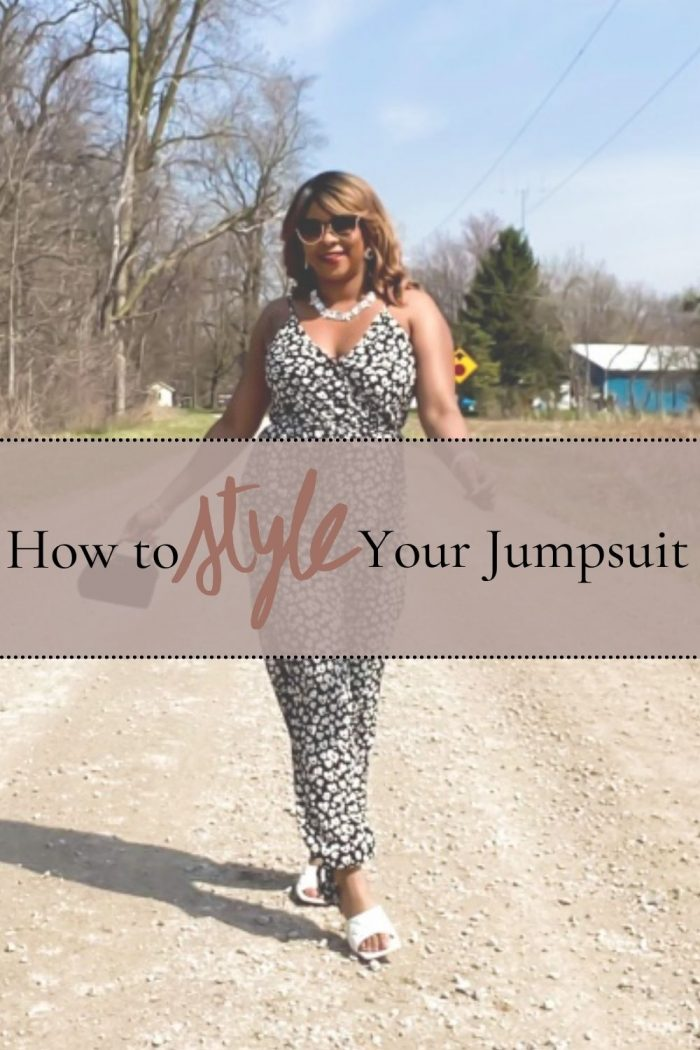 How to Style Your Jumpsuit