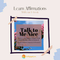 Learn the Basics of Affirmations