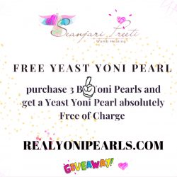 Free Yoni Pearl
