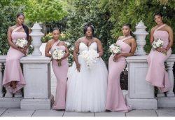 Wedding Colors- Blush Dresses