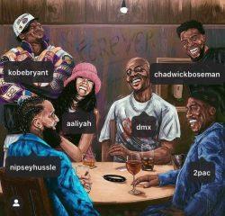 Legends 🏀🎙🎬