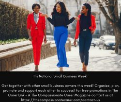 Small Business Week 2021 Supporting Sistas Everywhere!