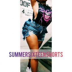 Summer Sixteen Shorts Onlypiecesboutique.com