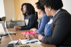 Women are advancing in the workplace, but women of color still lag behind: