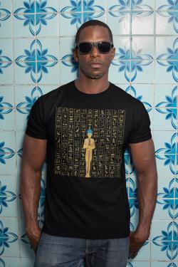 Custom Mens Ancient Egypt Short Sleeve Tees