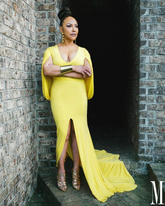 The Lovely Ms. Lynn Whitfield She just turned 68 years old in February and she is looking marvel ...