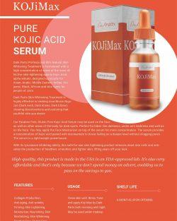 Kojic Acid Serum